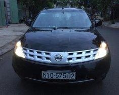 Cần bán lại xe Nissan Murano SL 3.5 sản xuất năm 2006, màu đen giá 435 triệu tại Tp.HCM