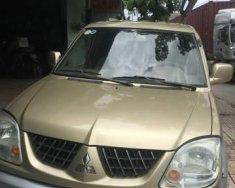 Cần bán xe Mitsubishi Jolie đời 2005, màu vàng giá cạnh tranh giá 204 triệu tại Tp.HCM