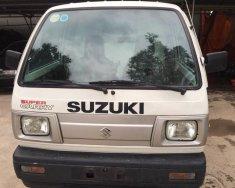 Cần bán lại xe Suzuki Super Carry Van bán tải năm 2015, màu trắng còn mới, giá chỉ 220triệu giá 220 triệu tại Hà Nội