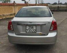 Bán Chevrolet Lacetti sản xuất năm 2009, màu bạc, giá chỉ 190 triệu giá 190 triệu tại Hà Nội