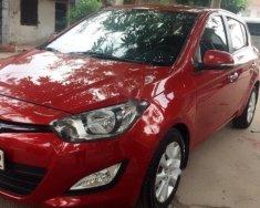 Xe Hyundai i20 năm sản xuất 2013, màu đỏ giá 410 triệu tại Nghệ An