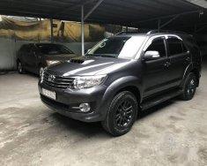 Cần bán lại xe Toyota Fortuner G sản xuất 2016, màu xám đã đi 45000 km giá 885 triệu tại Cần Thơ
