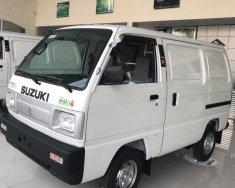 Cần bán xe Suzuki Super Carry Van Blind Van sản xuất 2018, màu trắng  giá 290 triệu tại Hà Nội