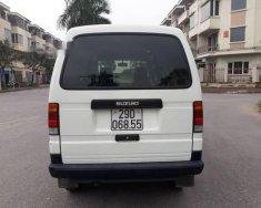 Bán ô tô Suzuki Super Carry Van MT năm sản xuất 2015, màu trắng như mới   giá 235 triệu tại Hà Nội