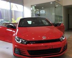 Bán xe Volkswagen Scirocco đời 2018, màu đỏ, nhập khẩu nguyên chiếc giá 1 tỷ 399 tr tại Lâm Đồng