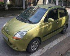 Bán xe Chevrolet Spark đời 2009, màu xanh lục giá 99 triệu tại Hà Nội