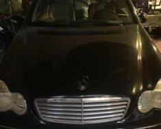 Cần bán gấp Mercedes C class năm 2000, màu đen, xe gia đình, giá chỉ 130 triệu giá 130 triệu tại Hà Nội