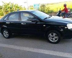 Cần bán Chevrolet Lacetti đời 2009, màu đen giá 200 triệu tại Nghệ An