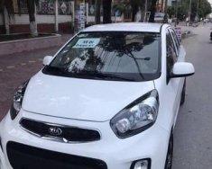 Cần bán lại xe Kia Morning 1.25 năm 2016, màu trắng số sàn, giá 0tr giá Giá thỏa thuận tại Hải Phòng