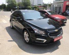 Cần bán lại xe Chevrolet Cruze LTZ 1.8AT đời 2016, màu đen số tự động giá cạnh tranh giá 495 triệu tại Hà Nội