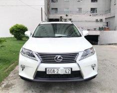 Bán xe Lexus RX 350 sản xuất năm 2015, màu trắng, xe nhập mới hãng một chủ giá 2 tỷ 680 tr tại Tp.HCM