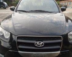 Cần bán gấp xe cũ Hyundai Santa Fe 2.7L 4WD năm sản xuất 2007, màu đen  giá 425 triệu tại Hà Nội