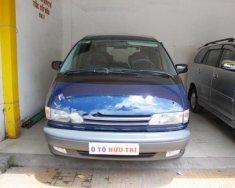 Bán Toyota Previa năm sản xuất 2000, màu xanh lam, nhập khẩu  giá 185 triệu tại Tp.HCM