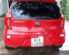 Bán Kia Picanto năm 2015, màu đỏ, cực tiết kiệm xăng giá 265 triệu tại Gia Lai