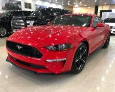 Cần bán Ford Mustang Ecoboost sản xuất năm 2018, màu đỏ, nhập khẩu giá 2 tỷ 750 tr tại Hà Nội