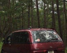 Bán xe Toyota Previa đời 1990, màu đỏ, nhập khẩu nguyên chiếc  giá 130 triệu tại Tp.HCM