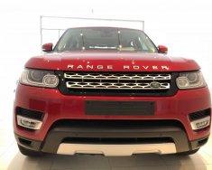 Bán xe LandRover Range Rover Sport HSE đời 2017, màu đỏ, chính hãng, xe nhập giá tốt 0932222253 giá 5 tỷ 196 tr tại Tp.HCM