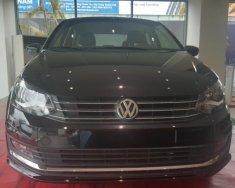 Cần bán Volkswagen Polo sedan 2016, màu đen, nhập khẩu, giá cạnh tranh giá 650 triệu tại Lâm Đồng