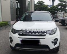Bán LandRover Discovery 2.0 AT sản xuất 2016, màu trắng giá 2 tỷ 498 tr tại Hà Nội