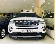 Bán Ford Explorer Limited 2.3 Ecoboost 2016, màu trắng, nhập khẩu giá 2 tỷ 80 tr tại Hà Nội