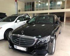Cần bán gấp Mercedes C250 Exclusive 2016, màu đen giá 1 tỷ 450 tr tại Hà Nội