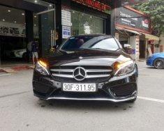 Bán Mercedes C300 AMG sản xuất năm 2017, màu đen giá 1 tỷ 830 tr tại Hà Nội