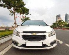 Bán ô tô Chevrolet Cruze 1.6MT sản xuất năm 2016, màu trắng xe gia đình giá 445 triệu tại Đà Nẵng