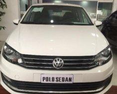 Bán xe Volkswagen Polo Sedan đời 2016, màu trắng, nhập khẩu giá 650 triệu tại Khánh Hòa