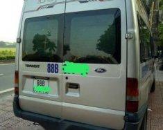 Bán Ford Transit 16 ch đời 2006, màu bạc   giá 150 triệu tại Hà Nội