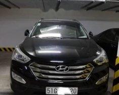 Bán xe Hyundai Santa Fe đời 2013, màu đen, nhập khẩu  giá Giá thỏa thuận tại Tp.HCM