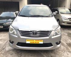 Bán ô tô Toyota Innova 2.0 E đời 2012, màu bạc, hàng cực tuyển giá 525 triệu tại Hà Nội