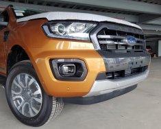 Bán ô tô Ford Ranger Wildtrak 2.0L Bi-Turbo sản xuất năm 2018, màu cam, nhập khẩu giá 918 triệu tại Cần Thơ