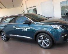 Bán Peugeot 5008 turbo tăng áp năm sản xuất 2018, màu xanh lục giá 1 tỷ 399 tr tại Đồng Nai