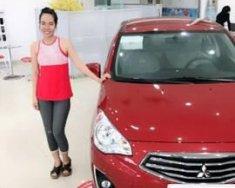 Bán Mitsubishi Attrage 2017, màu đỏ  giá 520 triệu tại Đà Nẵng