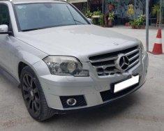 Cần bán Mercedes GLK300 4Matic sản xuất năm 2009, màu bạc, giá chỉ 635 triệu giá 635 triệu tại Hà Nội
