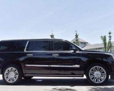 Bán xe Cadillac Escalade ESV Platinum sản xuất 2016, màu đen, xe nhập giá 7 tỷ 500 tr tại Hà Nội