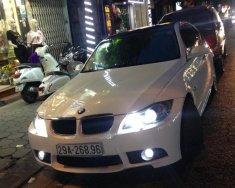 Bán BMW 3 Series năm 2007, màu trắng, nhập khẩu giá 425 triệu tại Hà Nội