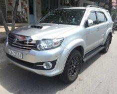 Cần bán Toyota Fortuner 2016, màu bạc giá 920 triệu tại Đà Nẵng