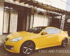 Bán Hyundai Genesis 2.0 đời 2010, màu vàng, nhập khẩu nguyên chiếc chính chủ giá cạnh tranh giá 520 triệu tại Đồng Nai