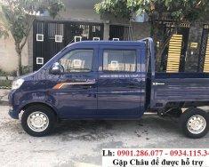 Bán xe tải Dongfeng Trường Giang - 660 Kg T3 năm 2018, màu xanh lam, giá tốt giá 240 triệu tại Tp.HCM