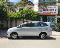 Cần bán lại xe Toyota Innova 2012, màu bạc   giá 469 triệu tại Tp.HCM