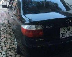 Cần bán xe Toyota Vios đời 2005, màu đen giá 145 triệu tại Hà Nội