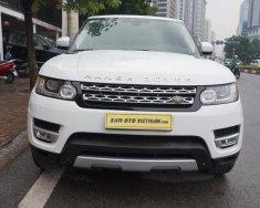 Bán xe LandRover Range Rover Sport HSE 2015, màu trắng, xe nhập giá 3 tỷ 700 tr tại Hà Nội