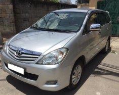 Cần bán xe Toyota Innova 2010 số sàn, màu bạc giá 415 triệu tại Tp.HCM