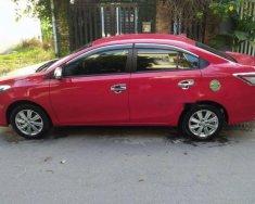 Bán Toyota Vios đời 2014, màu đỏ chính chủ, giá 500tr giá 500 triệu tại Đà Nẵng