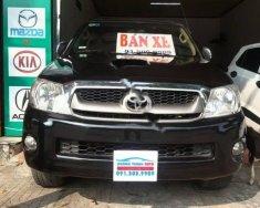 Cần bán Toyota Hilux 3.0G 4x4 MT sản xuất năm 2009, màu đen, nhập khẩu nguyên chiếc  giá 399 triệu tại Ninh Bình