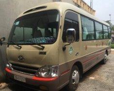 Bán Hyundai County 3.9L năm 2010, màu kem (be) chính chủ giá 500 triệu tại Ninh Bình