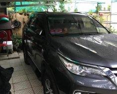 Bán xe Toyota Fortuner 2.7V 4x2 AT đời 2016, màu xám, nhập khẩu, đăng ký lần đầu tháng 1/2017 giá 1 tỷ 300 tr tại Đồng Nai