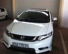 Cần bán lại xe Honda Civic sản xuất 2015, màu trắng, 650tr giá 650 triệu tại Đồng Nai