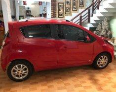 Cần bán xe Chevrolet Spark LTZ 1.0 AT sản xuất 2014, màu đỏ   giá 300 triệu tại Gia Lai